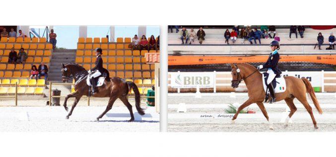 Campeonatos da Europa da Juventude 2019: Melanie e Lisa-Caroline Bartz seleccionadas