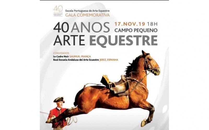 Grande Gala comemorativa do 40º Aniversário da EPAE