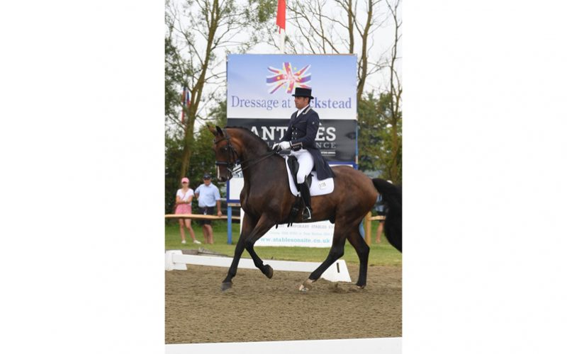CDI Hickstead: Luís Principe vence o Prix St. Georges com 73,431%
