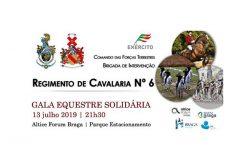 Regimento de Cavalaria de Braga assinala este sábado 310 anos com Gala Equestre Solidária