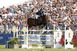 Irish Darragh Kenny breaks French hearts with stunning victory in €300,000 Global Tour Grand Prix at Chantilly (VIDEO)
