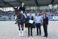 Victory for Sönke Rothenberger in HAVENS Horsefeed-Prize