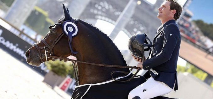 Darragh Kenny claims another five-star win – this time in Paris