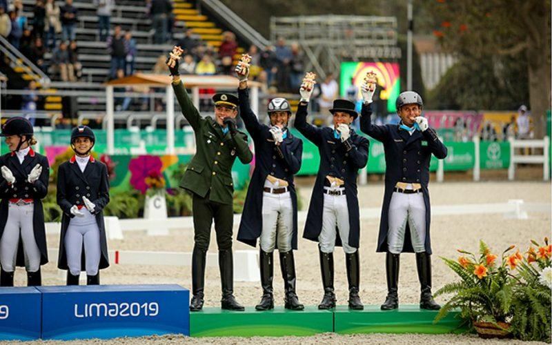 Jogos Pan Americanos: Brasil conquista vaga olímpica em Lima