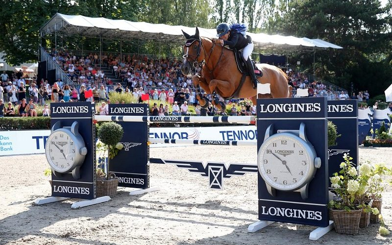 Dani and Lizziemary Triumph in Berlin as Ludger Qualifies for LGCT Super Grand Prix