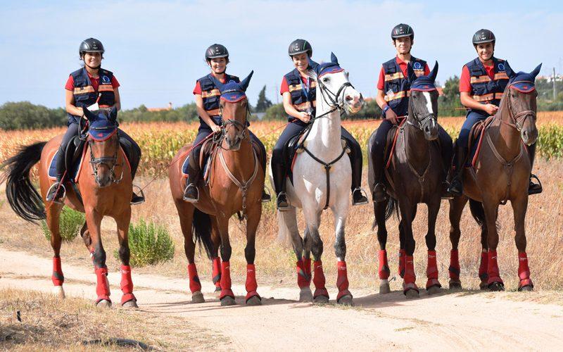 5 Atletas inscritos no Campeonato da Europa de Juniores e Jovens Cavaleiros TREC – Alemanha