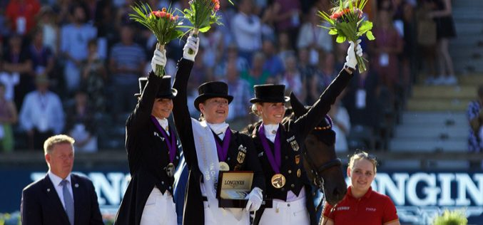 Campeonato da Europa de Dressage 2019: Isabell Werth sagra-se campeã pela 19.ª vez (VÍDEO)