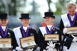 Germany gets Dressage gold again – Denmark, Ireland and Portugal qualify for Tokyo