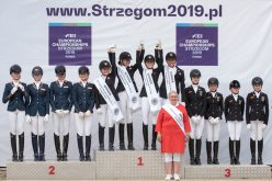 Double gold for Denmark at the FEI Pony European Championships