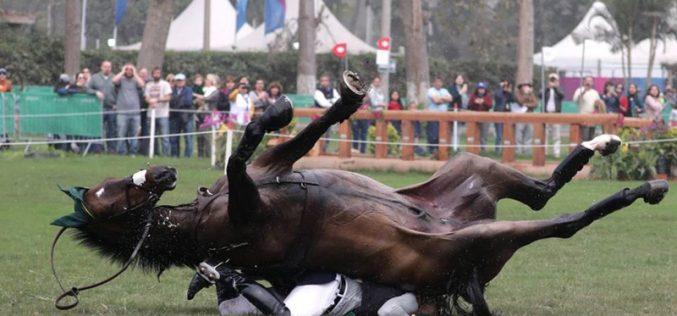 Ruy Fonseca sofreu impressionante queda rotacional
