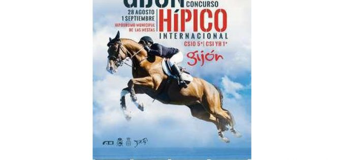 CSIO5* Gijon: 5 Atletas Portugueses e 13 Cavalos inscritos