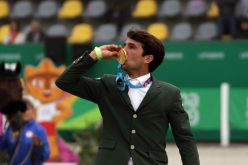 Pan American Games Lima 2019: Brazil's hot streak continues as Zanotelli claims gold in Individual Jumping