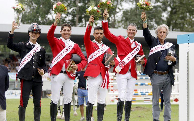 CSIO5* Gijon: Portugal fica aquém das expectativas na Taça das Nações
