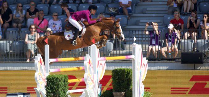 CSI3* Roterdão: Luciana Diniz salta para a vitória