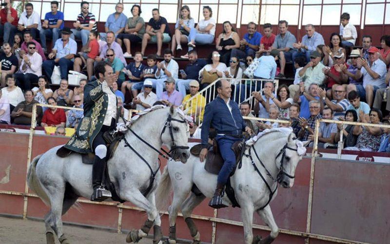 Paulo Caetano surpreende em Oliva de la Frontera