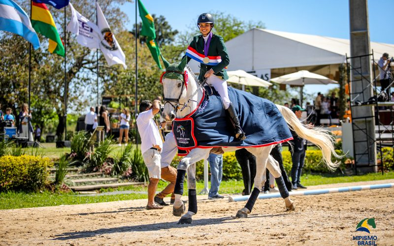 Another massive medal haul for Brazil, but Argentina takes Young Rider gold