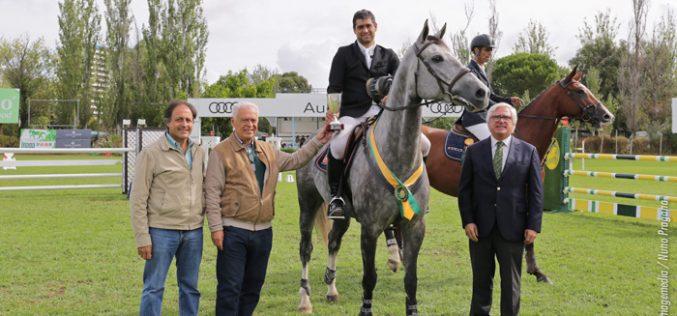 Critérios de Cavalos Novos de Saltos de Obstáculos 2019