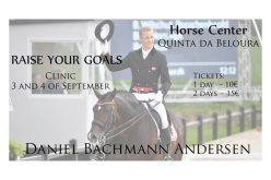 Daniel Bachmann Andersen ministra clinica de Dressage
