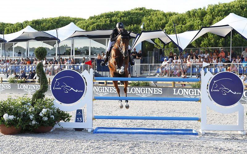Devos Delivers Prix PremiuMares Win in Prelude to LGCT Ramatuelle/Saint Tropez