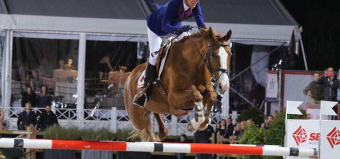 Luciana Diniz com espectacular triunfo na qualificativa para o Grande Prémio de Waregem
