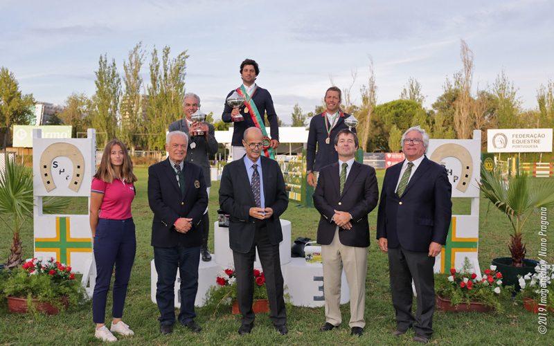 CPCO 2019: Duarte Seabra Campeão Nacional de Saltos de Obstáculos 2019