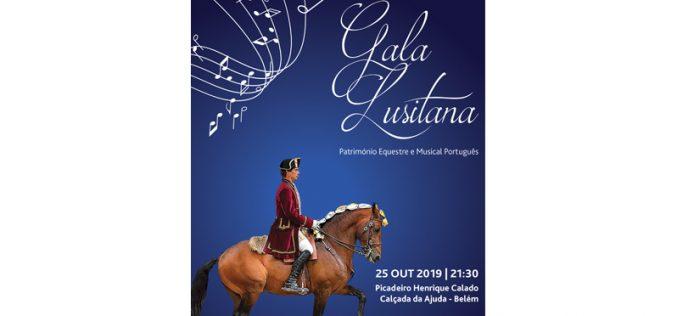 Gala Lusitana da Escola Portuguesa de Arte Equestre