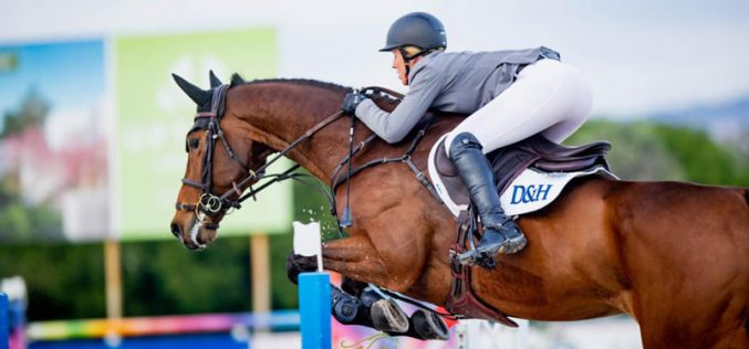 CSI3* Vilamoura: Holly Smith triunfou no Grande Prémio (VÍDEO)