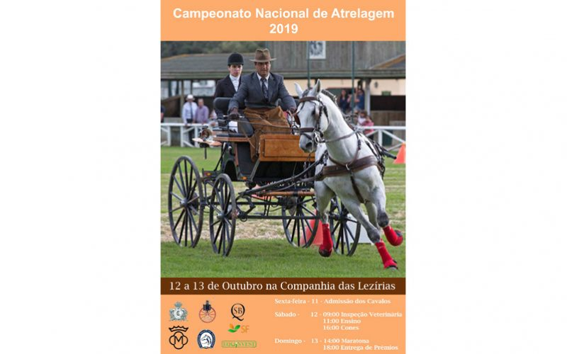 Campeonato Nacional de Atrelagem 2019