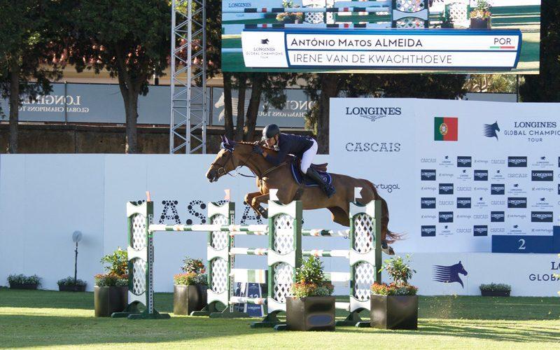 CSIO Barcelona: Infortúnio na Equipa Nacional de saltos