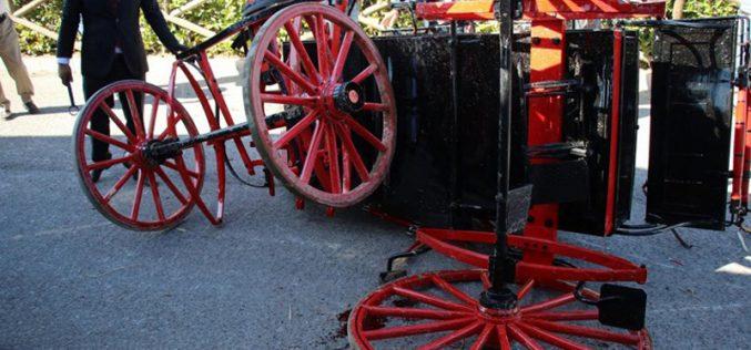 CIAT Golegã: Condutores espanhóis feridos após despiste de carro de 4 cavalos
