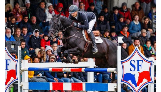 FEI WBFSH World Breeding Eventing Championships for Young Horses 2019: Selle Français takes Studbook title
