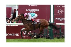 Qatar Prix de l'Arc de Triomphe : A favorita «Enable GR» (VÍDEO)