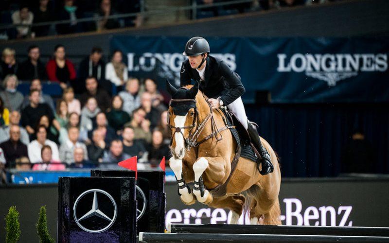 CSI-W Stuttgart: Belga Pieter Devos repete triunfo no Grande Prémio Taça do Mundo (VÍDEO)