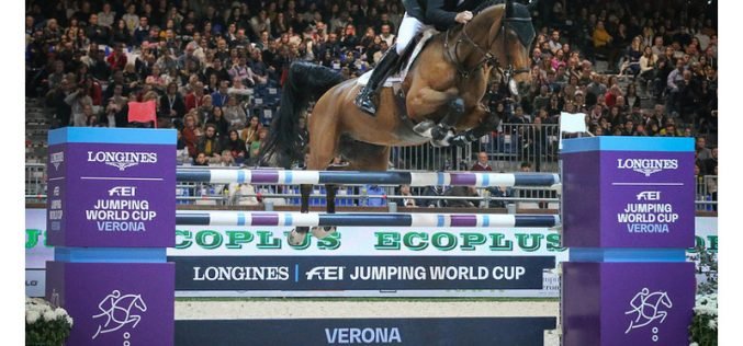 CSI5*-W de Verona: Scott Brash conquista o Grande Prémio Longines Taça do Mundo (VÍDEO)