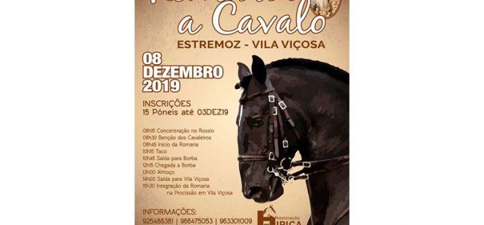 Romaria a cavalo Estremoz a Vila Viçosa