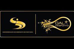 Nomeações para a 24ª Gala do Desporto