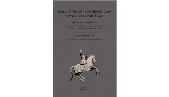 Livro: Para a História da Produção Cavalar em Portugal