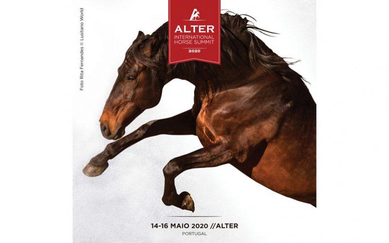 Alter International Horse Summit será de 14 a 16 de Maio e terá programa de topo