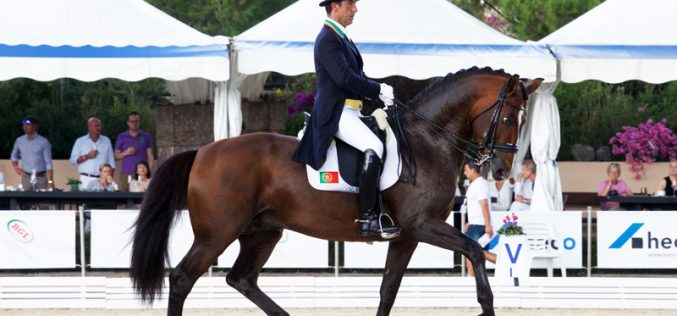 Daniel Pinto no Alter International Horse Summit
