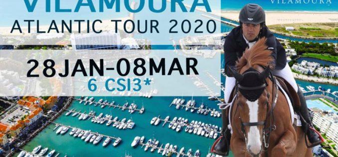 Arranca esta terça-feira a 18ª edição do Vilamoura Atlantic Tour