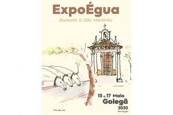 Expoégua na Golegã de 15 a 17 de Maio
