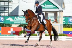 Steffen Peters and His Powerhouse Suppenkasper win the GP Special