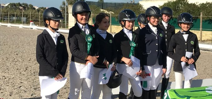 1º Open do Cardiga  Equestrian Circuit decorreu dentro das expectativas