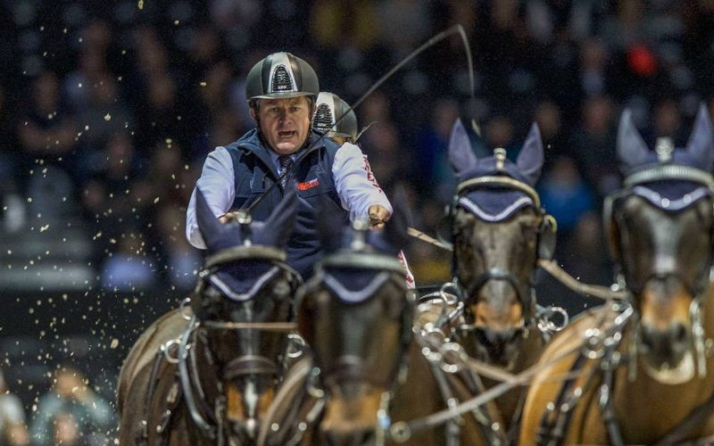CAI-W Bordéus: Australiano Boyd Exell conquista pela nona vez a Final da Taça do Mundo de Atrelagem (VÍDEO)