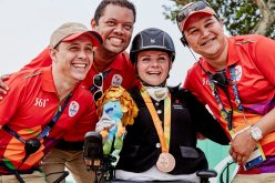 Fifteen para-equestrian nations earn team slot for Tokyo 2020