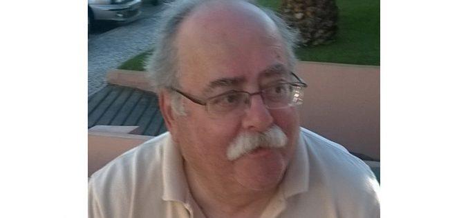 Faleceu Armando Manuel Andrade Rebelo (1945-2020)