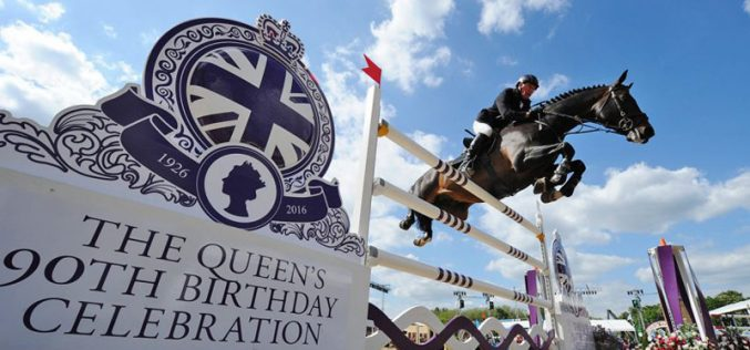 Covid-19: Royal Windsor Horse Show cancelado