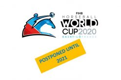 Covid-19. Cancelada Taça do Mundo de Horseball em Saint Lô