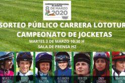 Hipódromo de Madrid recebe Campeonato Internacional de Joquetas