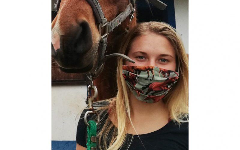 Tome as rédeas da sua proteção com as Al Equine Masks